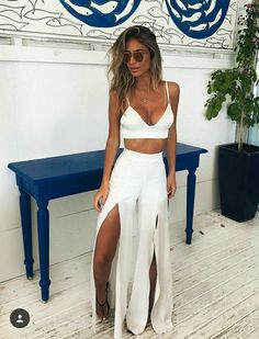 110 Best Outfit Bikini Ideas for Summer - Fashion and Lifestyle White Outfits, Cool Outfits, Summer Outfits, Fashion Outfits, Dress Outfits, Fashion Tips, Boutique Clothing, Fashion Boutique, Honeymoon Style