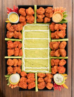 Football Snacks, Good Food, Yummy Food, Game Day Food, Yummy Appetizers, Falcons, Party Snacks, Kid Friendly Meals, Super Bowl