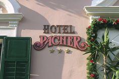 Hotel Pacher Obervellach Hotels, Neon Signs