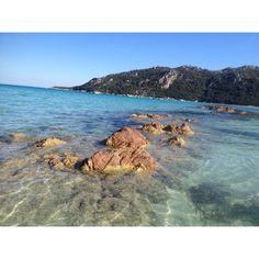 Corsica, Santa Giulia beach