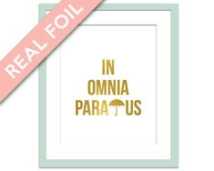 In Omnia Paratus. In Latin, it means: Ready For All Things. But any Gilmore Girls fan will know that it means so much more! Oh that Logan