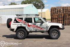 JcrOffroad Adventure Roof Rack - XJ Cherokee