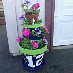 """Seahawks stuff is ALWAYS a hot item at the auction. This is unique and """"12"""" enough to potentially garner some big $$."""