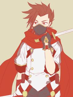 Fang/Lloyd Irving (Tales of Asteria)