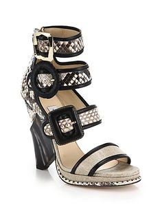 Jimmy Choo gold kaya Snake skin 3 buckle kaya sandals in gold Jimmy Choo Shoes Sandals Sexy Sandals, Wedge Sandals, Shoes Sandals, Bow Shoes, Me Too Shoes, Dress Shoes, Shoes World, Shoe Gallery, Only Shoes