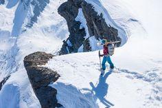 Van plan buiten de piste te treden, volg dan een lesje tijdens de Bergsportdag! #Bergen #Wintersport #Veiligheid #Eropuit #JaarbeursUtrecht