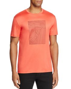 73c26d1c Versace Collection Versace Medusa Graphic Crewneck Short Sleeve Tee Men - T- Shirts & Henleys - Bloomingdale's
