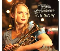 Bria Skonberg, an incredible Vocalist, Songwriter and Trumpeter, is one one of the rising Stars in Jazz! Check out her U.S. debut - Bria is a beauty, inside and out.