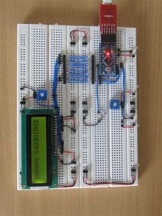 How To Make LCD Scrolling Display Using Arduino