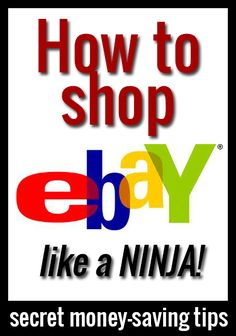 Ebay search tricks: search tricks you never knew, plus the secret to winning auctions!