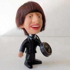 1964 Remco Beatles Ringo Starr Doll.