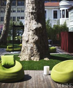 Afra Chair by Paola Lenti http://ecc.co.nz/furniture/outdoor/seating/afra-chair