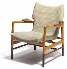 Prototype Easy Chair, Kofod-Larsen, 1949