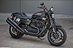 Foto Harley-Davidson XR 1200 X 2012 Le piacciono le curve