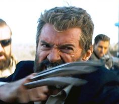 """#LOGAN NOT SET IN THE SAME UNIVERSE AS THE FOX #XMEN MOVIES! #HughJackman told #DigitalSpy """"When you see the full movie you'll understand. Not only is it different in terms of timeline and tone it's a slightly different universe. It's actually a different paradigm and that will become clear."""" I wonder what universe it IS in.... Now I'm just speculating here... For all you naysayers out there who will chime in with 'It could never be the #MCU' I say to you: Consider this: Everybody likes…"""