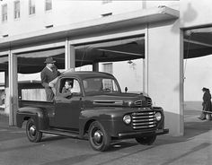 1948 Ford F-1 Pickup Truck [vintage]