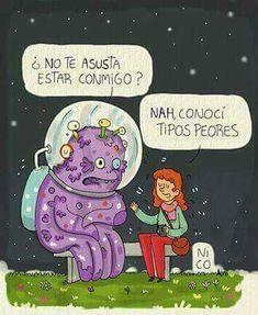 Humor Mexicano, I Love To Laugh, Girl Power, Flower Art, Peanuts Comics, Anime, Doodles, Romance, My Love