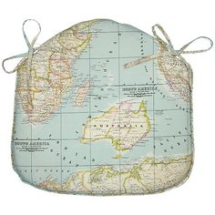 Sit on top of the world, with this chair pad! ♥www.jsimens.com -helping families worldwide