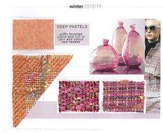 Womenswear Fabric Trends for Autumn/Winter 2018/19
