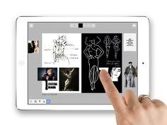 Morpholio Journal App - Artist lLiz Ricketts
