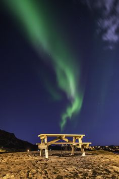 Northern lights in Å, Moskenes by Irinel Cirlanaru on 500px