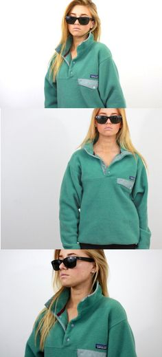 Loveeee oversized Patagonia pullovers! So comfy for fall