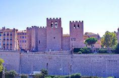 https://flic.kr/p/vXhM3B | Marseille 2014 - 155 Immuable, l'Abbaye Saint-Victor