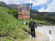 Passo Campolongo (BZ - BL) mt. 1.875 Coordinate: 46.513457,11.872732
