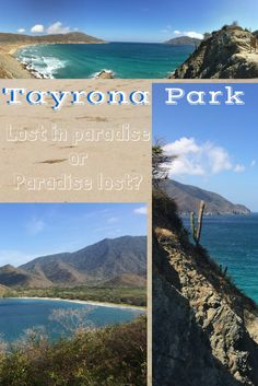 One day trip to Tayrona Park (Parque Nacional Natural Tayrona). Oh where, oh where have all pristine beaches gone?