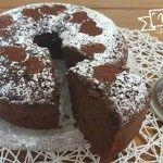 chiffon cake chocolate