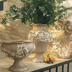 Pretty Italian Pottery