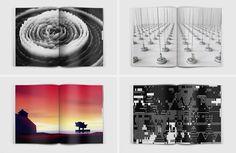 HOLO magazine from Creative Applications Network Tech Art, Generative Art, E Design, Photo Wall, Coding, Magazine, Creative, Frame, Ui Ux