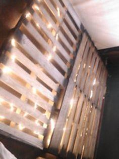 1000+ images about DIY Bed frame on Pinterest | Pallet bed ...