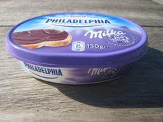 Review: Philadelphia met Milka chocolade