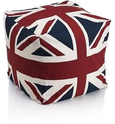 ShopStyle: Union Jack Bean Bag
