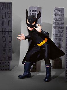 Boy's Bat Costume 01/2014