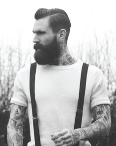 #Barbe Chic n°57