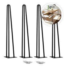 die besten 25 metalltischbeine ideen auf pinterest stahltischbeine esstisch beine und. Black Bedroom Furniture Sets. Home Design Ideas