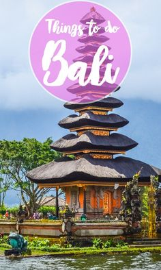 17 Crazy fun things to do in Bali on your trip to Indonesia! Bali has something…