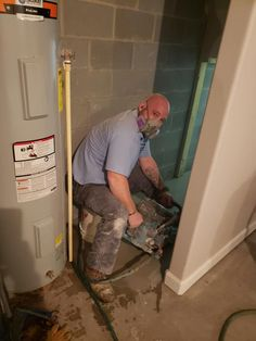 We aren't afraid of tight spots and making sure the job is done RIGHT! We appreciate our team and all the hard work they do for our great customers. Hard Work, Plumbing, Effort, Vacuums, Home Appliances, House Appliances, Domestic Appliances, Work Hard, Vacuum Cleaners