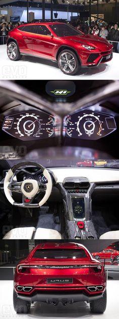 #Lamborghini Urus SUV - LGMSports.com