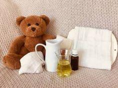 Blog - Kinderhausmittel.com Hustenwickel, Ölwickel DIY Blog, Teddy Bear, Toys, Animals, Kids Fun, Remedies, Animales, Animaux, Animais