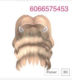 Blonde Hair Roblox, Brown Hair Roblox, Black Hair Roblox, Roblox Gifts, Roblox Animation, Create An Avatar, Roblox Shirt, Roblox Codes, Roblox Pictures