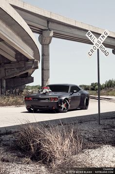 Dodge Challenger SRT8 by Cult Motorsports