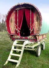 English Gypsy caravan, Gypsy wagon, Gypsy waggon and vardo: Photo Gallery 2.