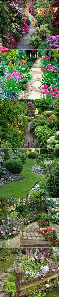 @styleestate gorgeous garden path stunners