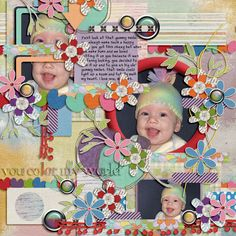 by DoodleBop this layout is so great! Using jeanye labaya's doowackydoo template!
