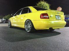 2000 Audi B5/S4 Imola Slammed and Stage3