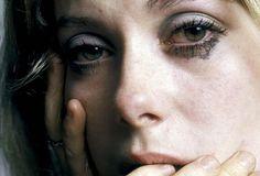 Catherine Deneuve * by Raymond Depardon