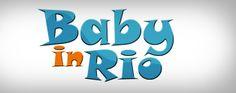 Logo for a baby brazilian company at Rio in 2012